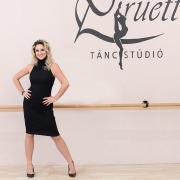 Simonyi Kitty - Piruett Tánc Stúdió Debrecen