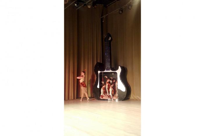Fellépés 2017 - balett, ritmikus gimnasztika, modern tánc